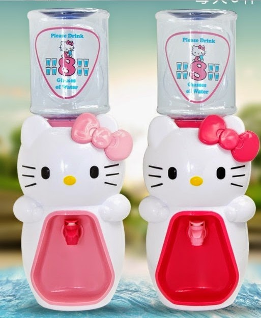 Hello Kitty Dispenser