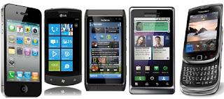 aplicaciones para iphone y android