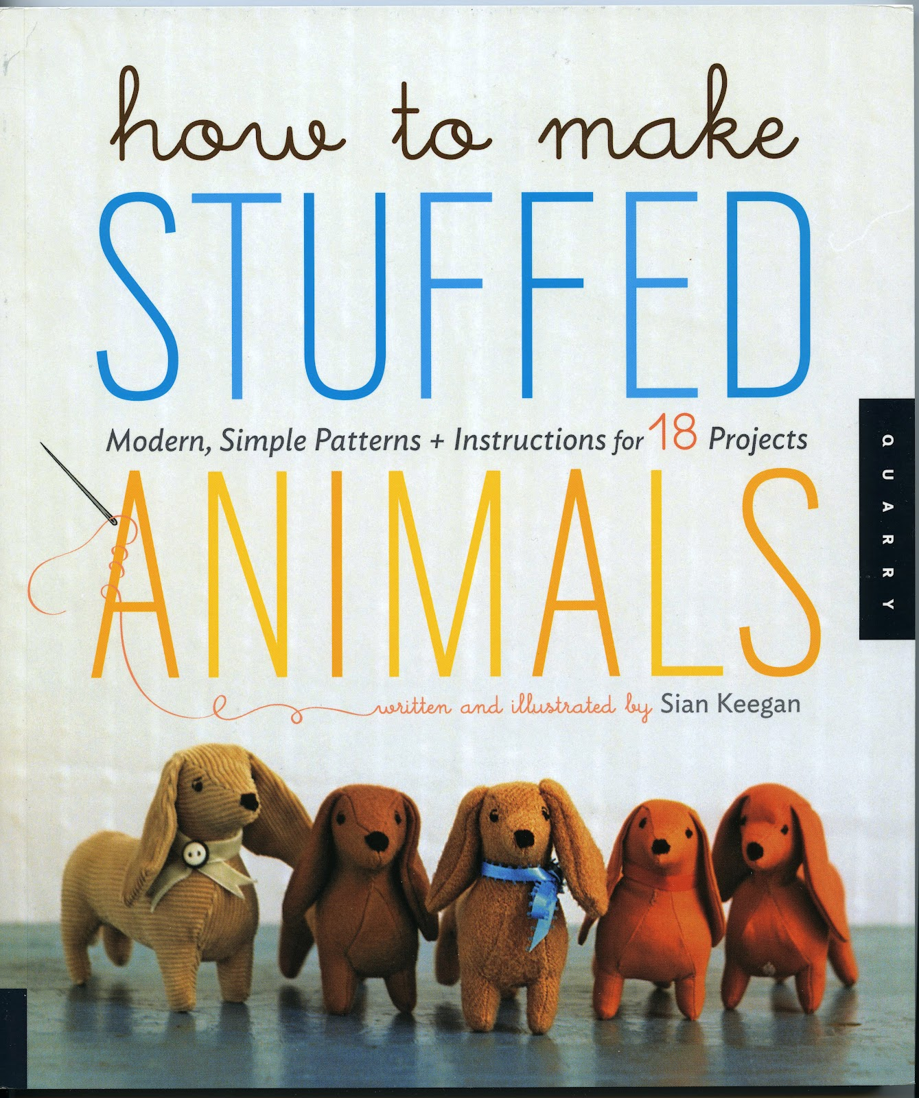 Making Felt Animals