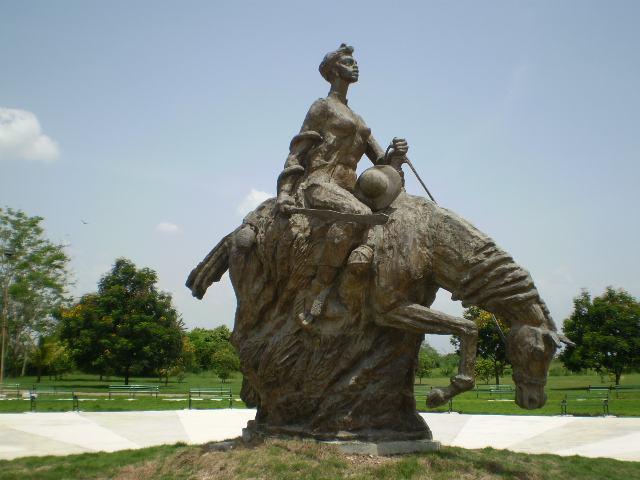 Rinden homenaje a Rosa La bayamesa, en el 112 aniversario de su fallecimiento