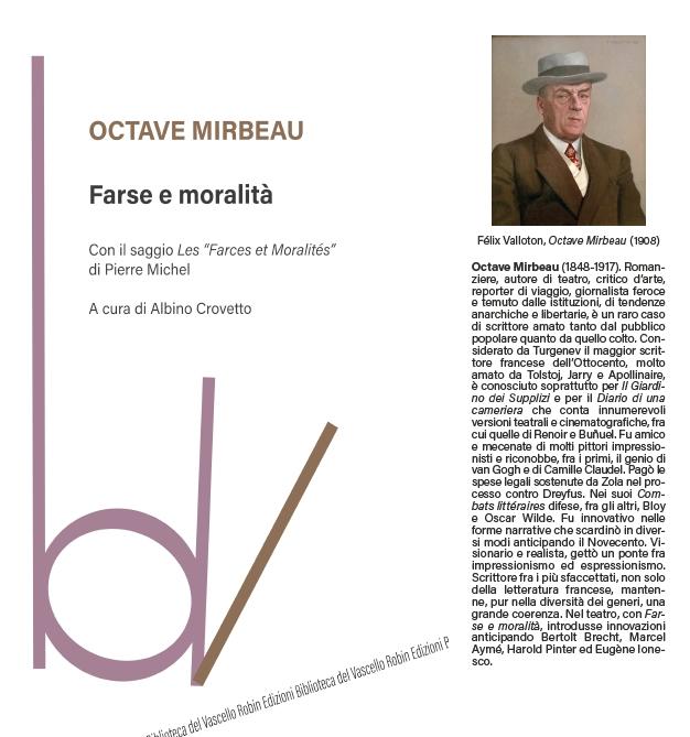 """Nouvelle traduction italienne des """"Farces et moralités"""", février 2021"""