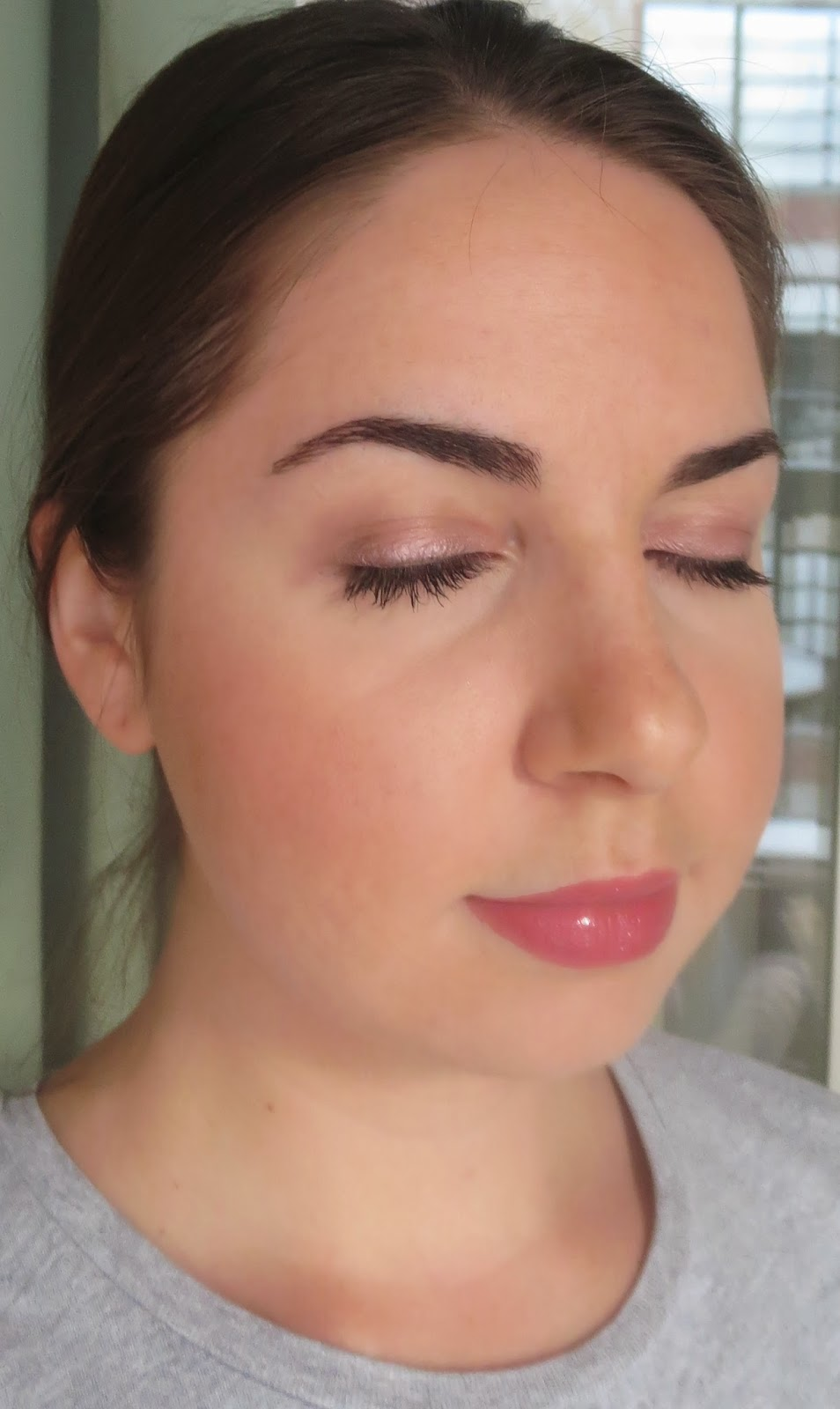 Blossom In Blush - Face of the night finished look