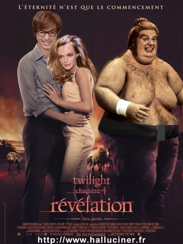 parodie twilight film