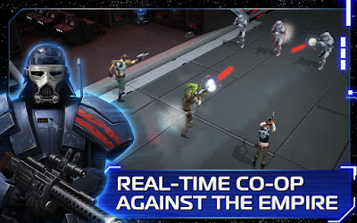 Star Wars Uprising 1.0.2 MOD APK+DATA-screenshot-3