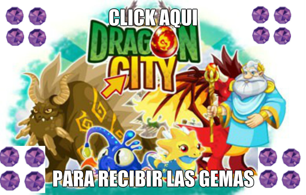 HACK DE GEMAS DE DRAGON CITY