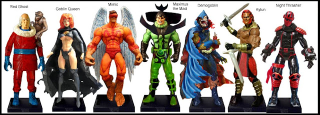 <b>Wave 32</b>: Red Ghost, Goblin Queen, Mimic, Maximus the Mad, Demogoblin, Kylun, Night Thrasher