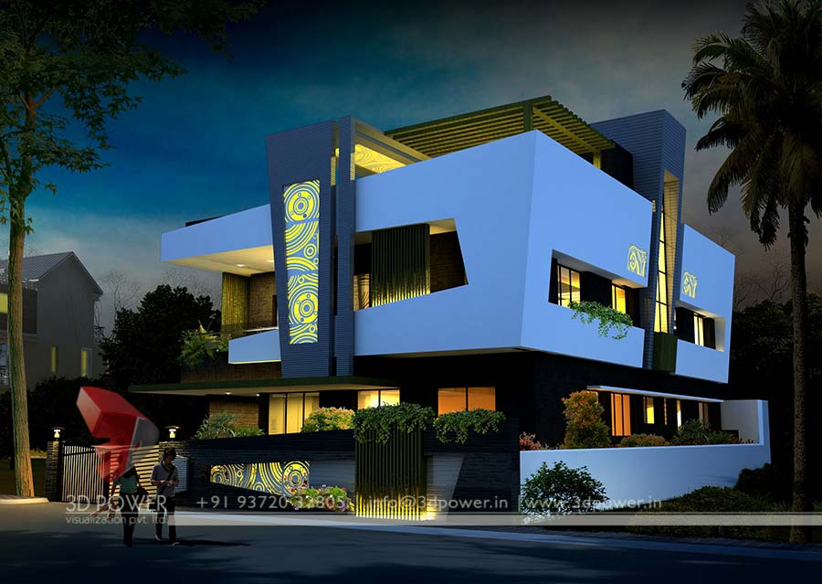 Ultra modern home designs home designs modern home for Ultra modern office building design