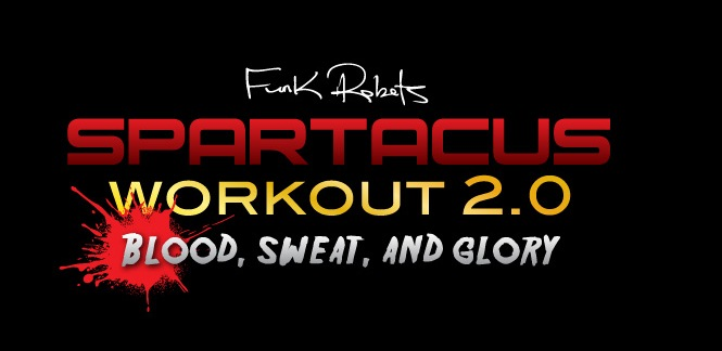 SPARTACUS TEEN WORKOUT FEATURING FUNK JR ...