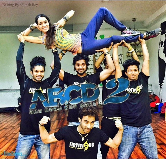 ABCD - Any Body Can Dance 2 Photos