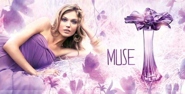 perfume oriflame muse