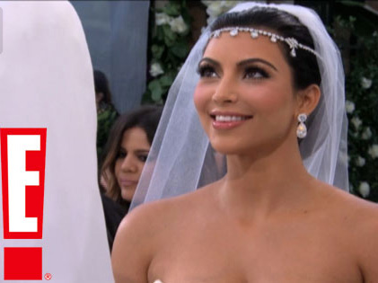 kim+kardashian+wedding+makeup+beauty Kim Kardashians Wedding Makeup!