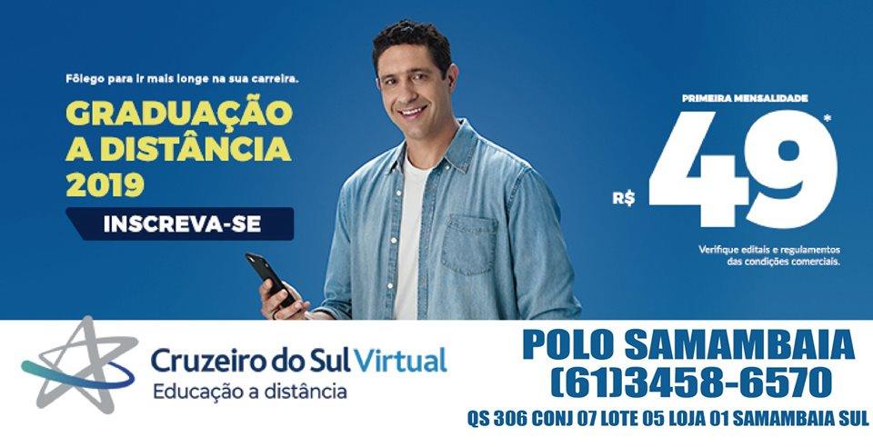 CRUZEIRO DO SUL VIRTUAL