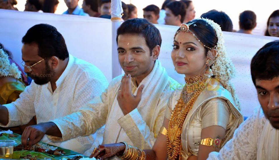 Samvritha Sunil Marriage Pictures Sweetncoolphotos