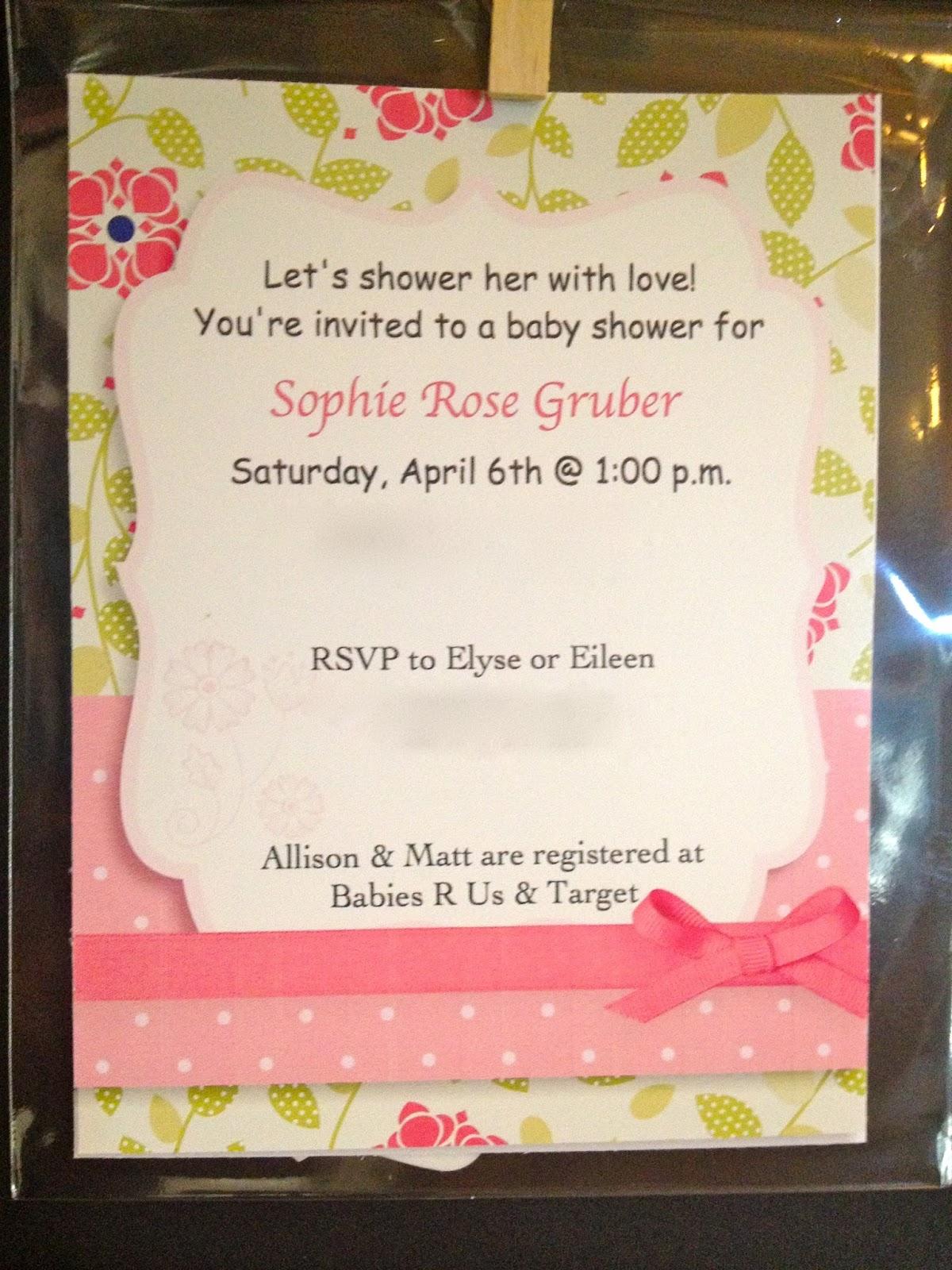 Craft paper scissors baby shower invitations paper dresses for Baby shower paper crafts