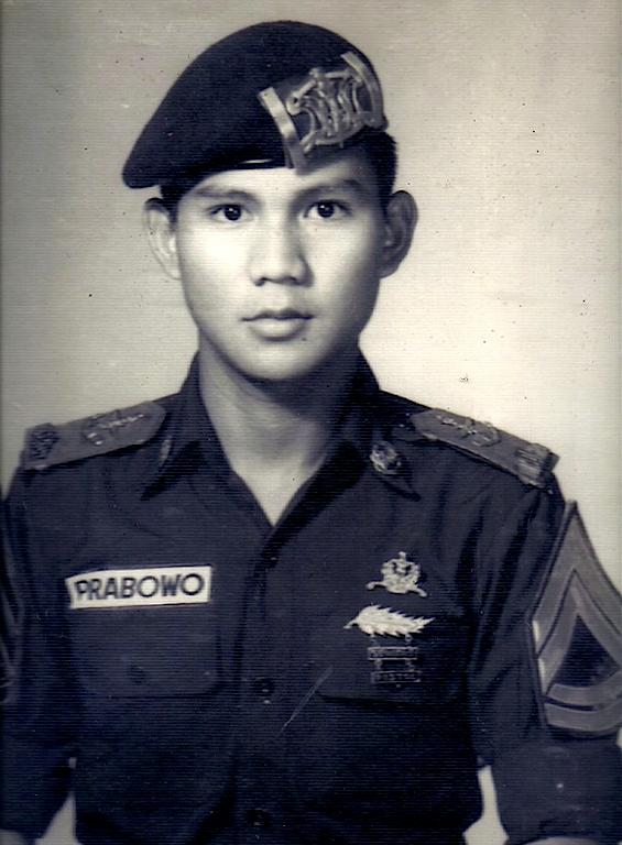 Dimulai Dari Periode Orde Lama Soekarno Ternyata Prabowo Subianto Dan