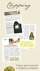 Amandica na mídia- CLIPPING: