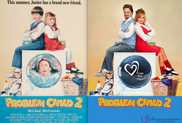 That PROBLEM CHILD 2 Reunion Almost Everyone Missed