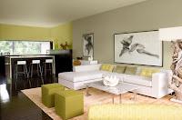 Contoh Gambar Desain Interior Ruang Tamu Minimalis Modern