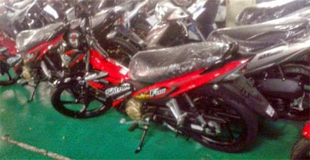 Modifikasi Jupiter Mx Ayam Jago