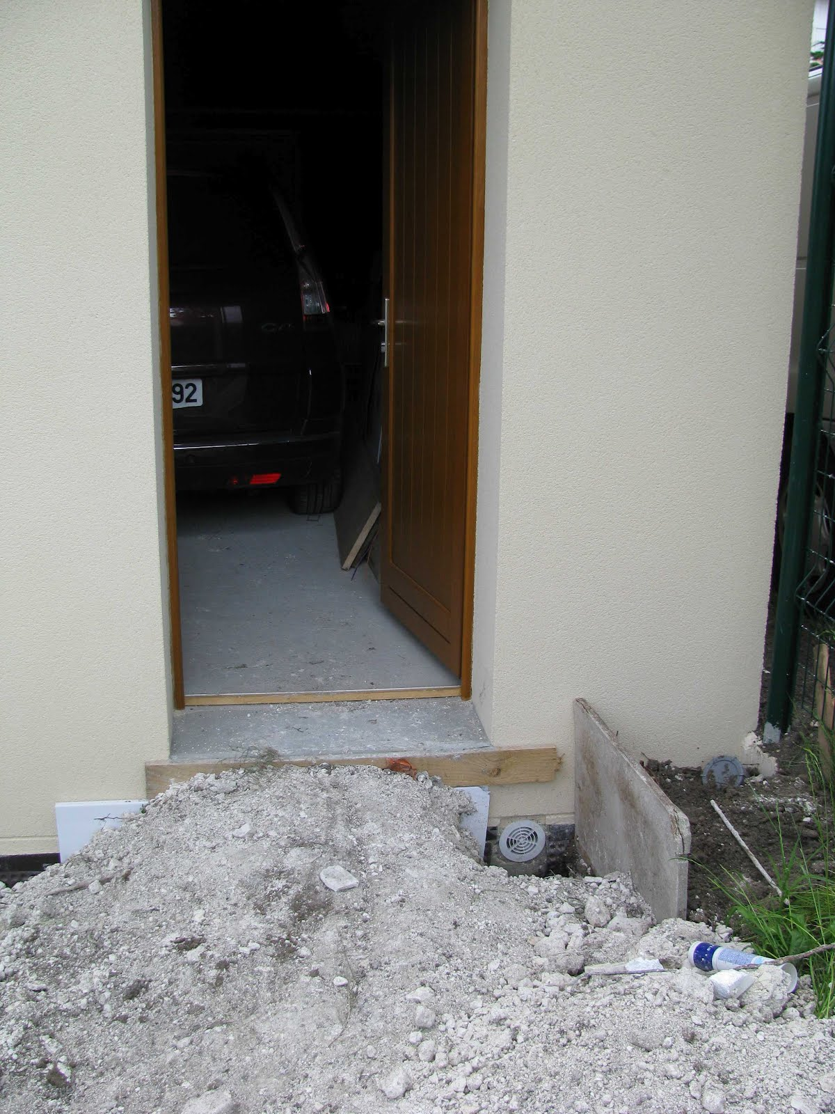 Je fais construire ma maison remblai 2 3 for Construire ma maison