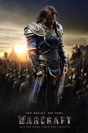 Warcraft: Official Poster