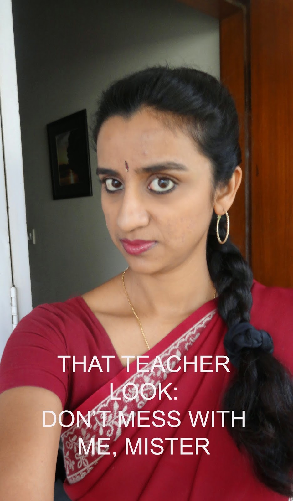 LOTD: That teacher look image