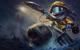 Fisherman Fizz Skin Wallpaper