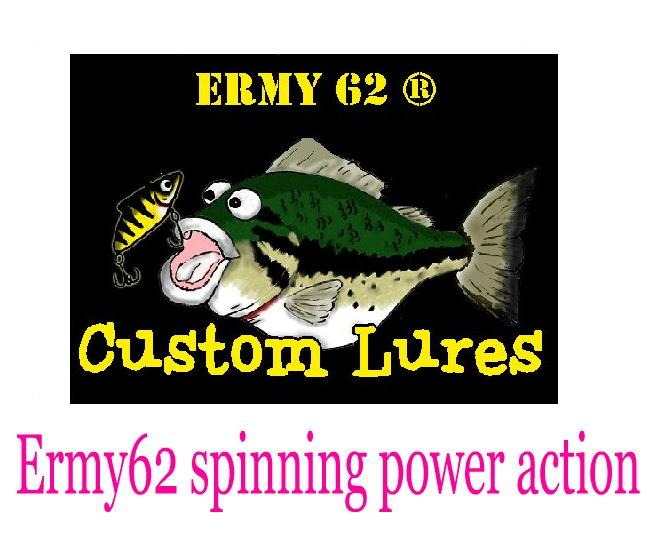 ermy62 spinning power action