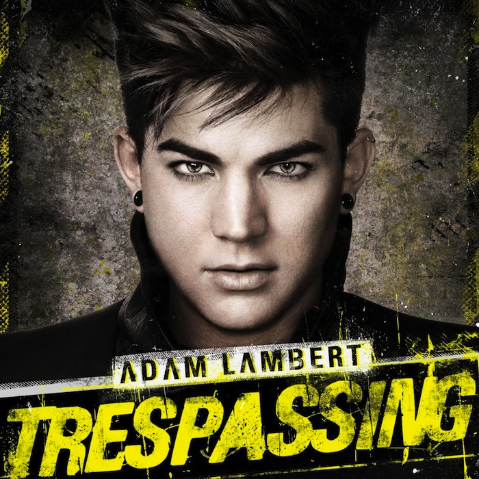 Adam Lambert Trespassing Album Cover Album d 39 Adam Lambert Que