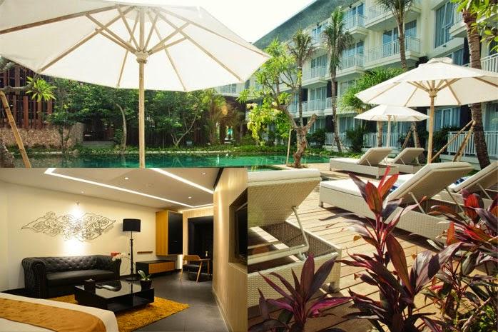 Nuansa Eksklusif di Fontana Hotel Bali