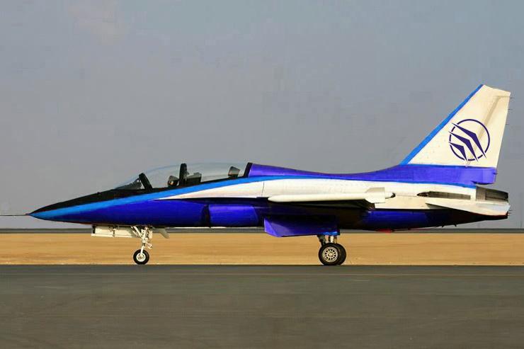 Jet tempur buatan PT DI