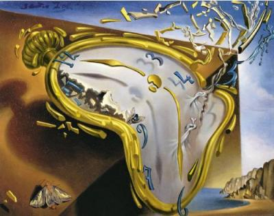 salvador dali wallpaper. Posted by Vera