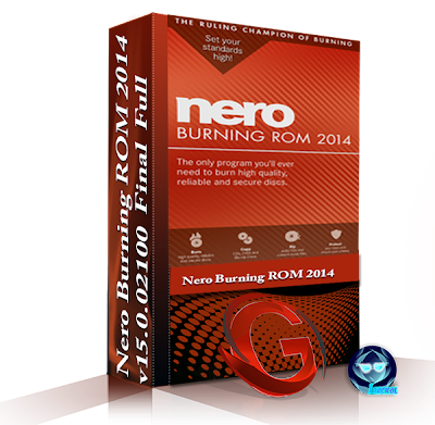 Nero Burning ROM 2014 v15.0.02100 final Full