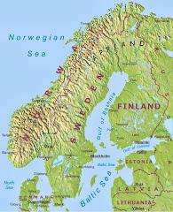 Escandinàvia 2013