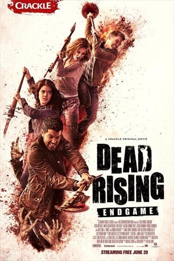 Dead Rising Endgame 2016 English 720p WEB-DL 750MB