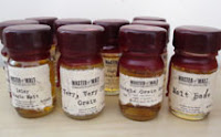 selection of master of malts from the blending pack