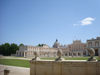 Palacio real de Aranjuez