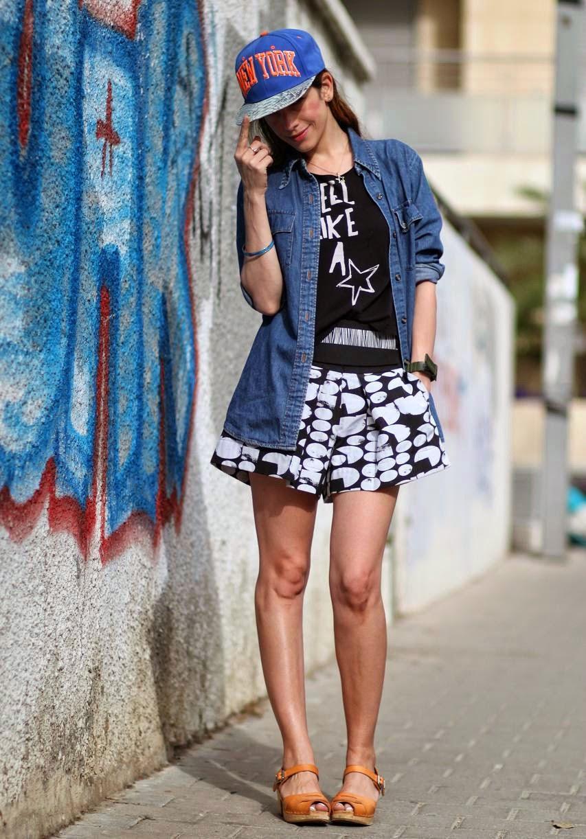 blog, decoration, fashionblog, fitness, OliviaNewtonJohn, OOTD, Physical, ss14, streetwear, talilugashinachshon, zero&maria cornejo, telavivapartments, אופנה, בלוגאופנה, טלילוגשינחשון