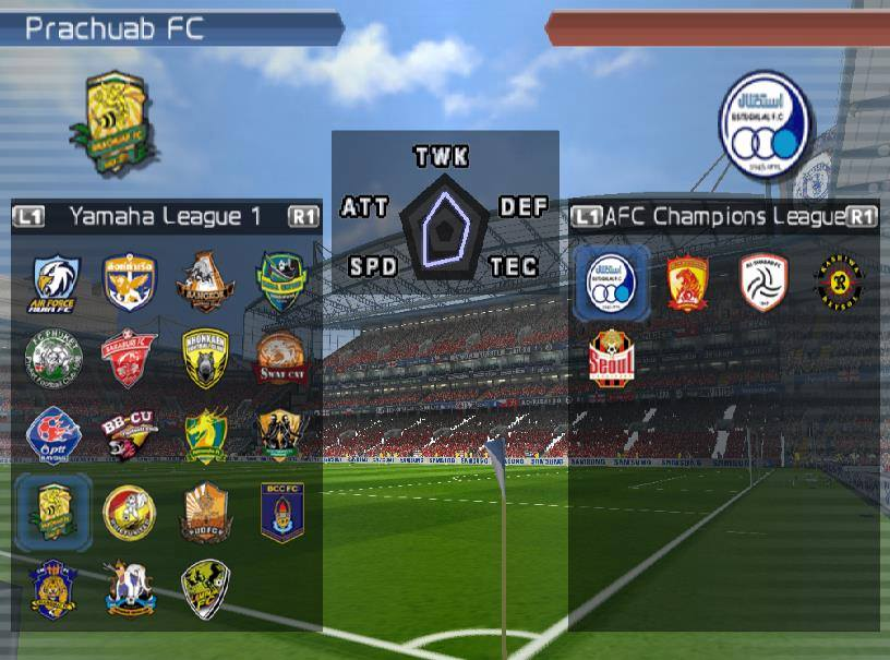 Pes 7 TPL Patch 2014