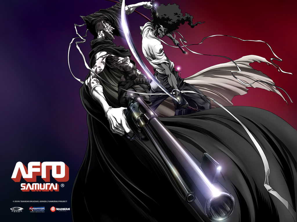 Download Afro Samurai Legendado Completo Torrent
