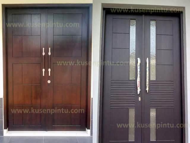 gambar desain kusen pintu - photo #37
