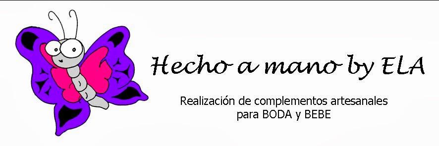 Hecho a mano by ELA