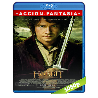 El Hobbit 1 (2012) BRRip Full 1080p Audio Trial Latino-Castellano-Ingles 5.1