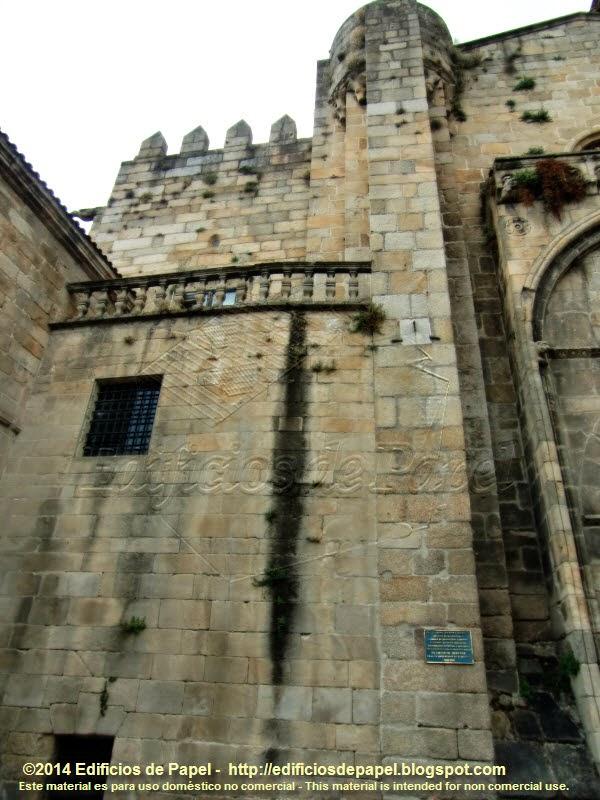 La catedral como fortaleza
