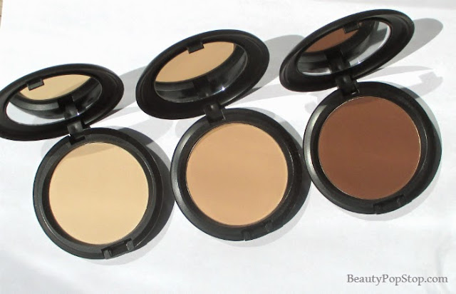 mac pro longwear pressed powder foundation review