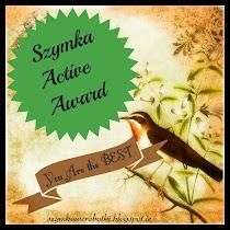 Szymka Active Award