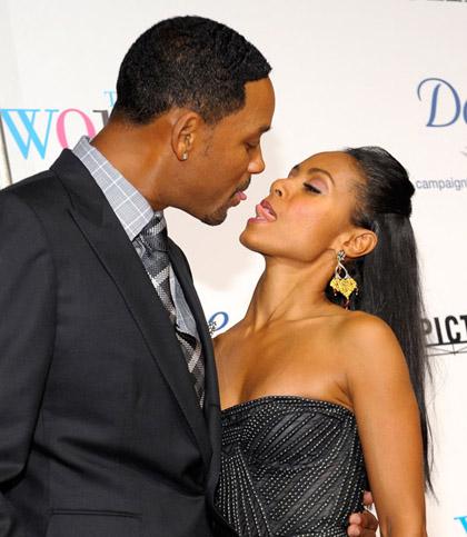 Will Smith And Jada Pinkett Smith Kissing WallpaperJada Pinkett Smith And Will Smith 2013