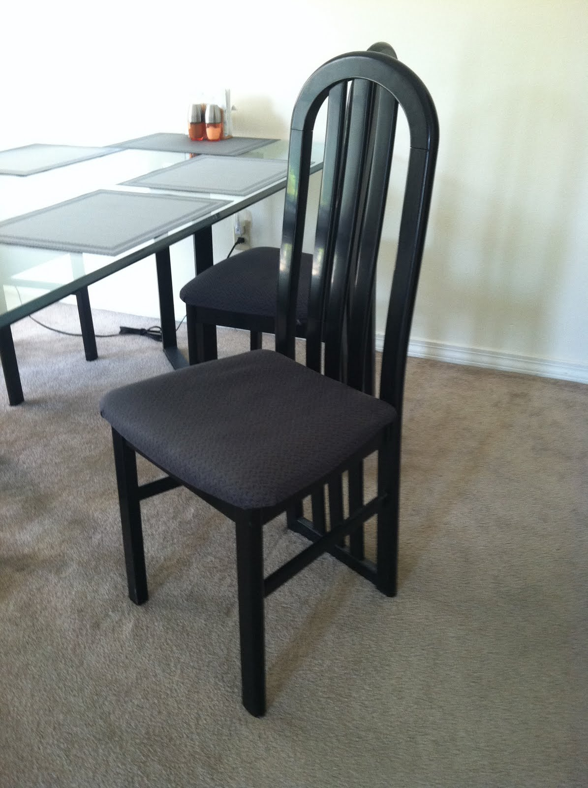 Dining Table Reupholstering Dining Table Chairs