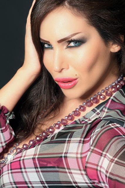 ألبوم صور الفنانة الأردنية رند رســـتم