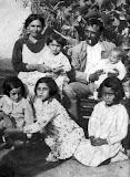 Abuelo Isidro y Abuela Maria